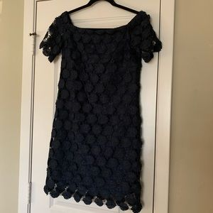 Trina Turk Off the Shoulder Dress! NWT